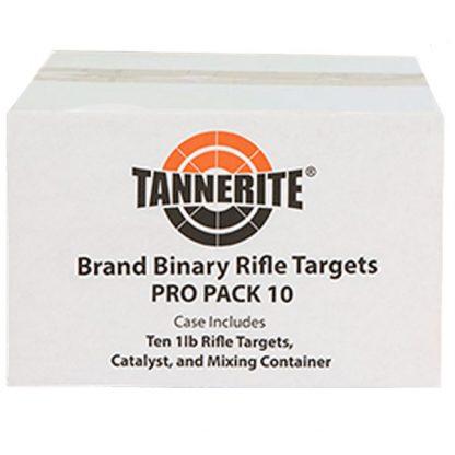 Ten 1lb. Tannerite targets
