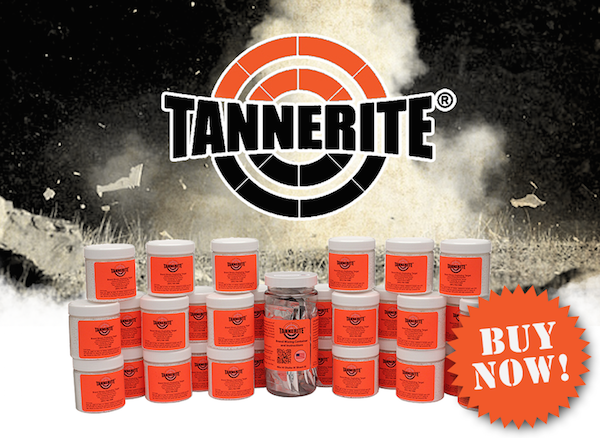 Tannerite Reactive Targets