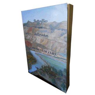 Book Butterflies and Rattlesnakes