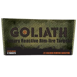 Tannerite Eight 22 mm. reactive targets