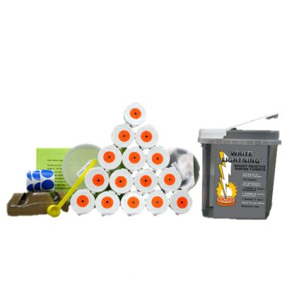 Tannerite fifteen 22 mm. reactive targets