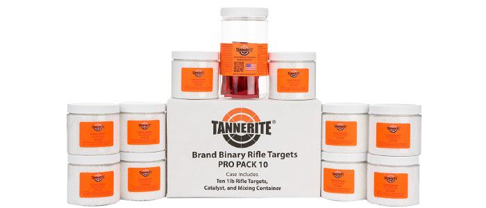Tannerite Ten 1lb. targets