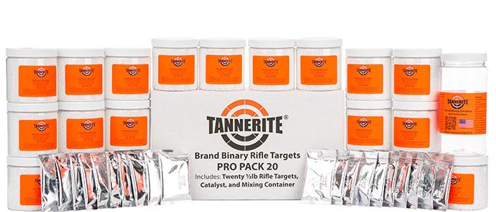 Tannerite twenty 1/2lb. targets