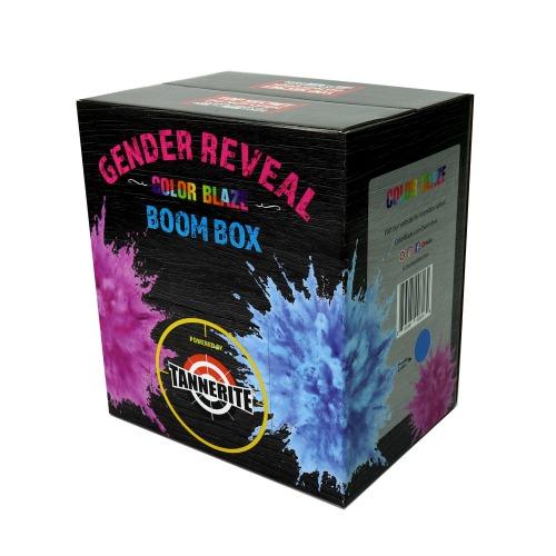 e7f1c18d5194 Tannerite Gender Reveal BOOM BOX ~ with Color Blaze » Tannerite®