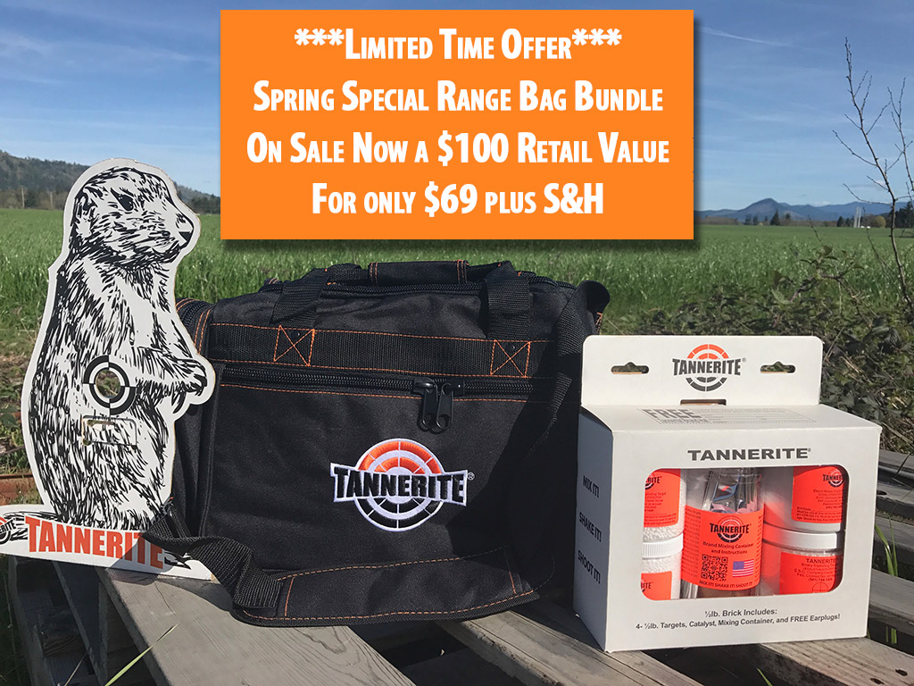 Tannerite »Over 20 Years of The Best Binary Exploding Rifle