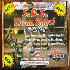 S.O.S. Signal Snaps by Tannerite