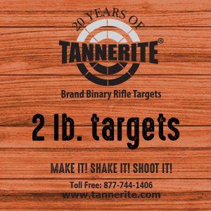 2 lb Targets