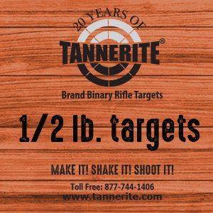 1/2 lb Targets