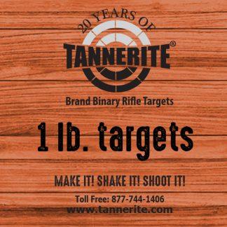 1 lb Targets
