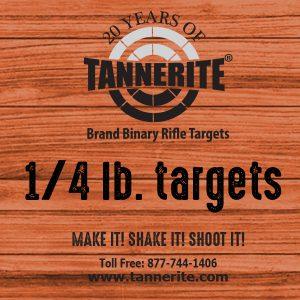 1/4 lb Targets