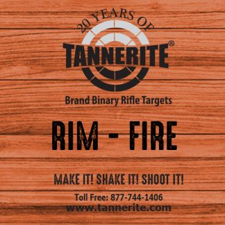 .22 Rim-Fire Targets